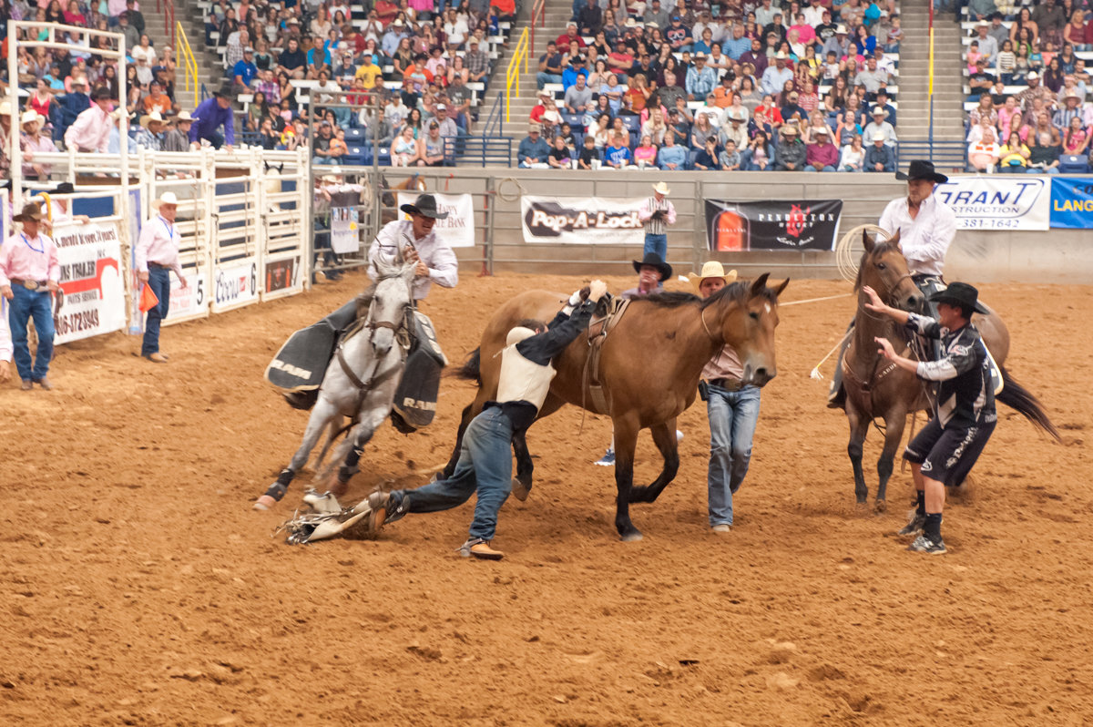 Tri State Fair And Rodeo Shaie Williams